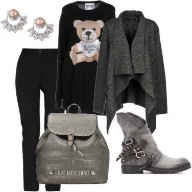 Outfit Il tenero orsacchiotto