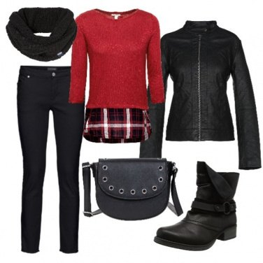 Outfit Rock #3537