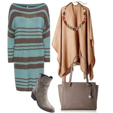 Outfit Tocco etnico