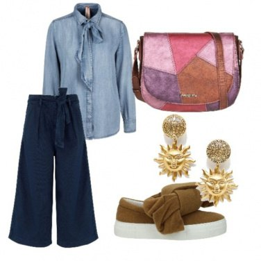 Outfit Fiocco jeans