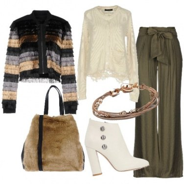 Outfit Trend ecopelliccia