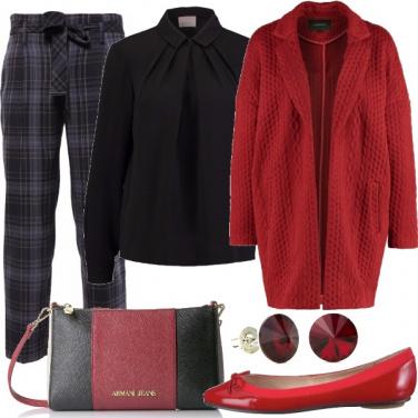 Outfit Comodamente di giorno