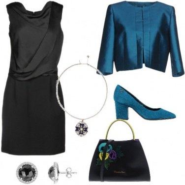 Outfit Tubino nero