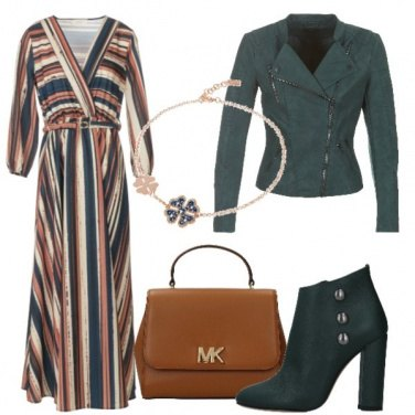 Outfit Le stripes autunnali