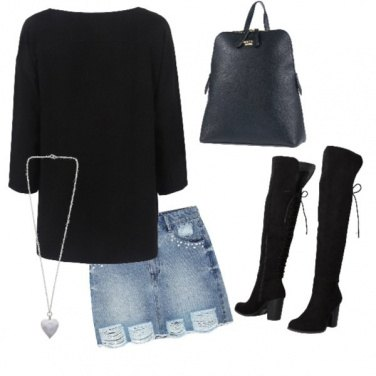 Outfit Rock #3539