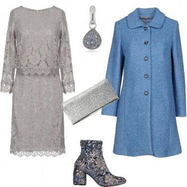 Outfit Cerimonia d\'inverno
