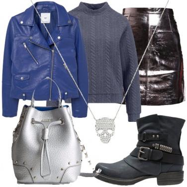 Outfit Festività rock