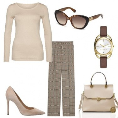 Outfit Palazzo