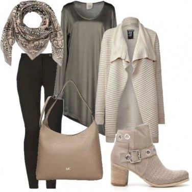 Outfit La maglia asimetrica