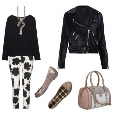 Outfit Rock and chic