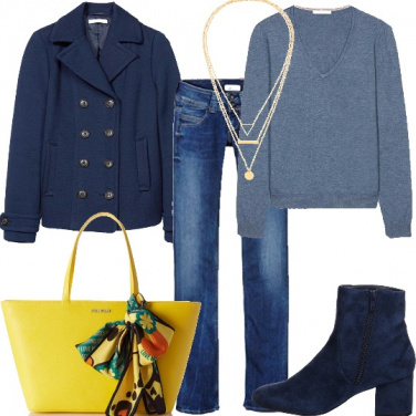 Outfit Blumania