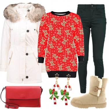 Outfit Buon natale