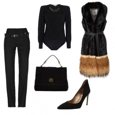 Outfit Bon Ton #13010