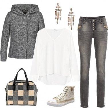 Outfit Comoda e stilosa