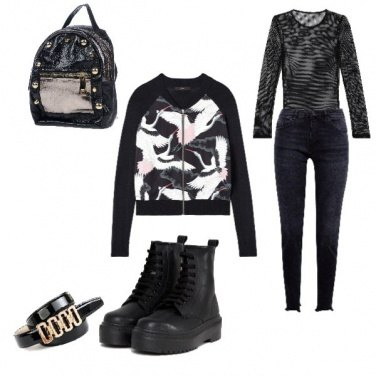 Outfit Rock #3545