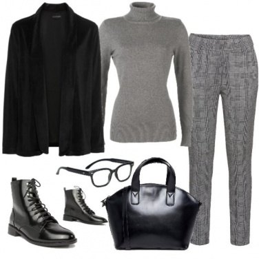 Outfit Un po\' inglese