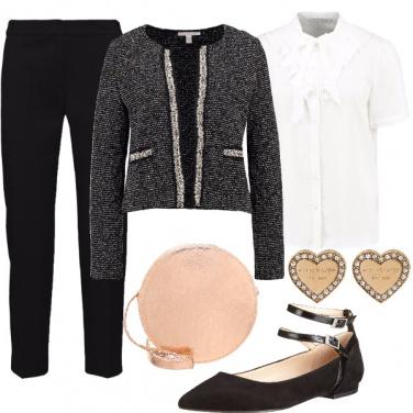 Outfit Cuori bon ton
