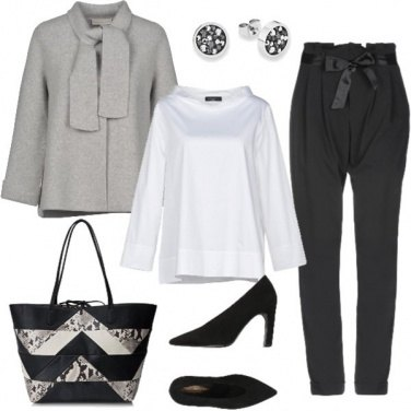 Outfit Minimal ma trendy