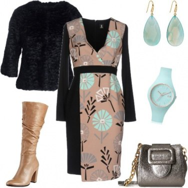 Outfit Pastello autunnale