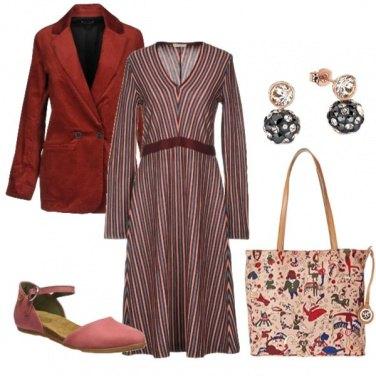 Outfit Fantasia senza paura