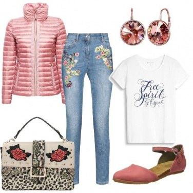 Outfit Super romantico
