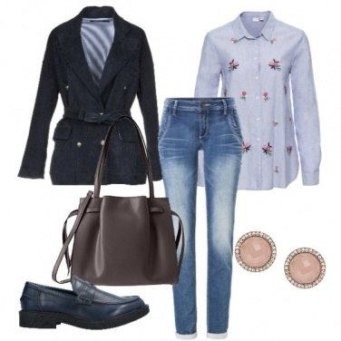 Outfit Giorno casual
