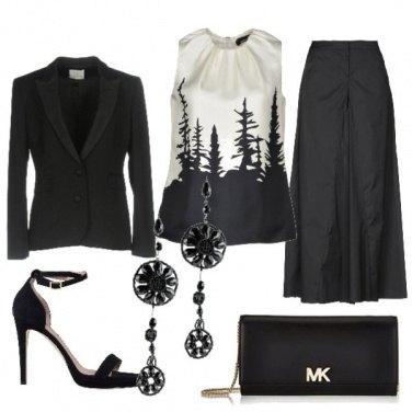 Outfit L\'eleganza del nero