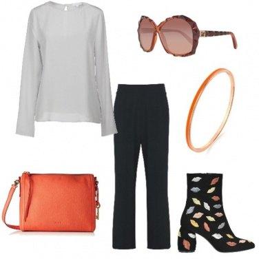 Outfit Baci colorati
