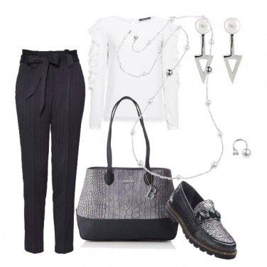Outfit Trendy comodo e bon ton