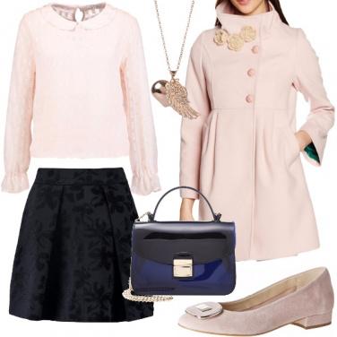 Outfit Dolce e raffinato