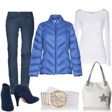 Outfit Blue eyes