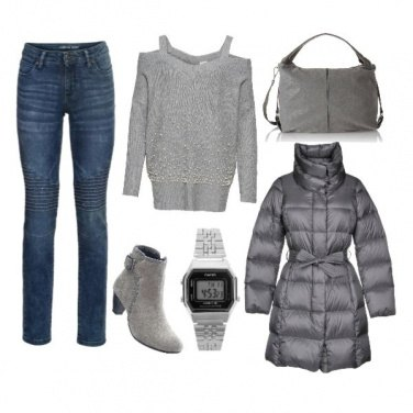 Outfit Grey everyday