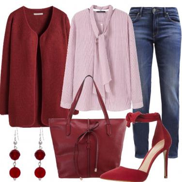 Outfit Colori natalizi