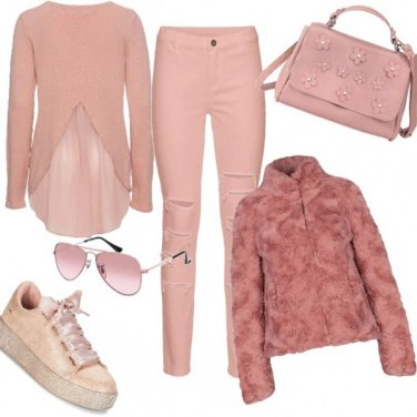 Outfit Pink...che passione