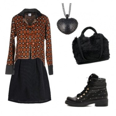Outfit Rock #3552