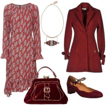 Outfit Red velvet