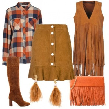 Outfit Etnic western