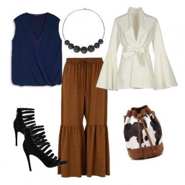 Outfit Secchiello cow