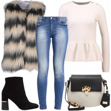 Outfit Per una donna frizzante