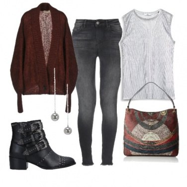 Outfit Urban #8339