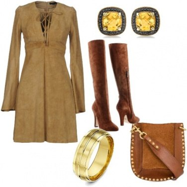 Outfit Serata country