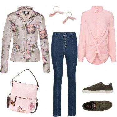 Outfit Fiori &Farfalle
