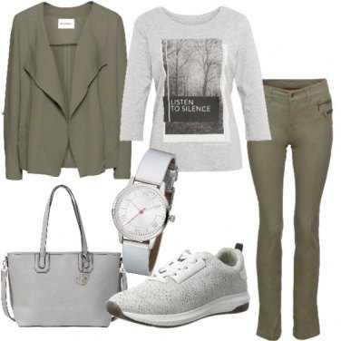 Outfit In giro