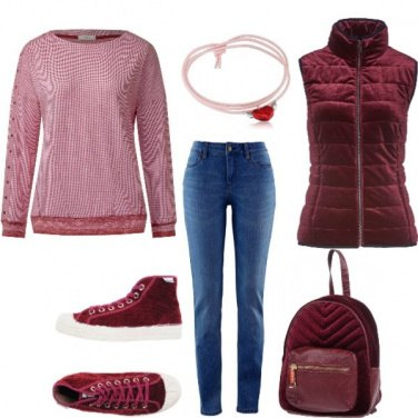 Outfit Vellutata