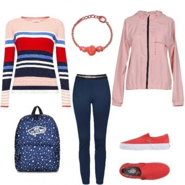 Outfit Colori basici