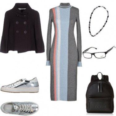 Outfit Urban, semestre invernarle