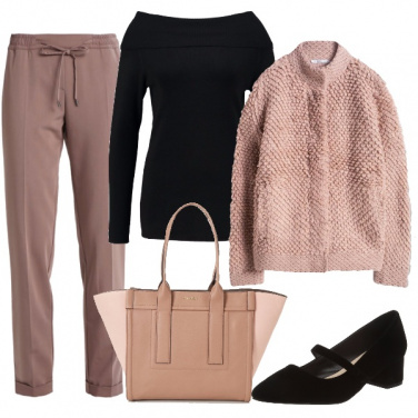 Outfit Toni rosati