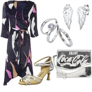 Outfit Tocchi silver