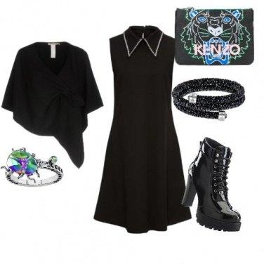 Outfit Sprazzi smeraldo...