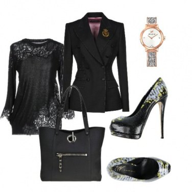 Outfit Sexy #3221